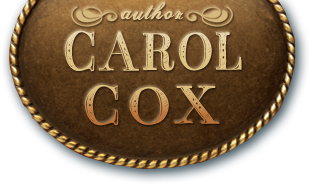 Welcome to AuthorCarolCox.com