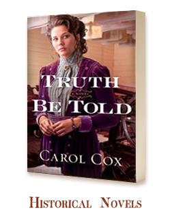 Historical Novels by Author Carol Cox