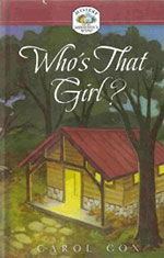 Who's That Girl by Author Carol Cox