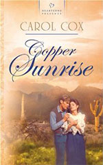 Copper Sunrise by Author Carol Cox