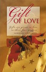 Gift of Love by Author Carol Cox