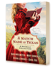 A Match Made in Texas featuring Author Carol Cox