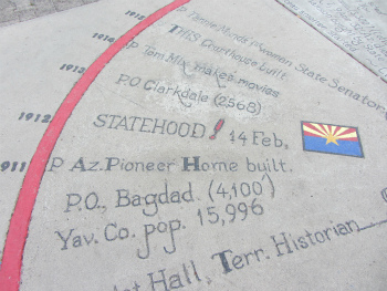 Timeline - Prescott - Arizona Centennial - Carol Cox