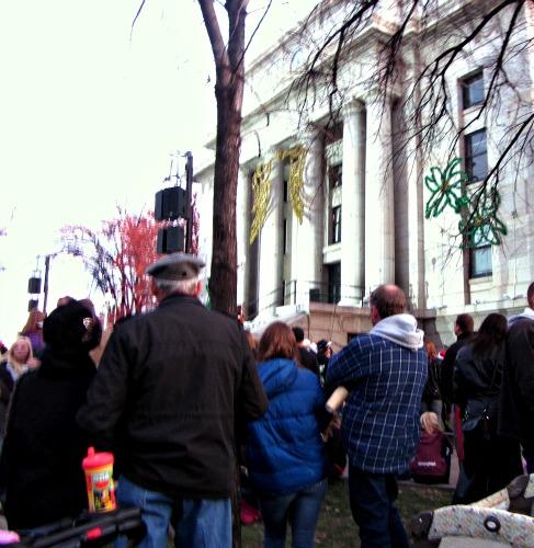 Crowded Plaza 2 - Carol Cox