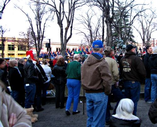 Crowded Plaza 1 - Carol Cox