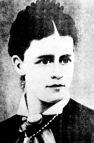 Nellie Cashman 2 - Tombstone - Carol Cox