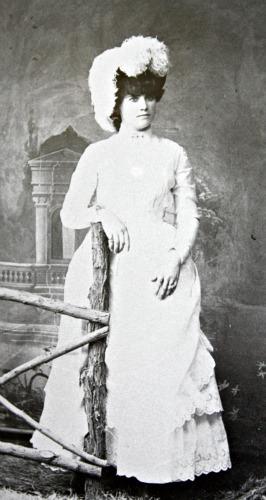 Nellie Cashman - Tombstone - Carol Cox