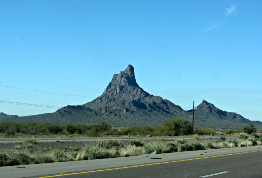 Picacho Peak - Carol Cox