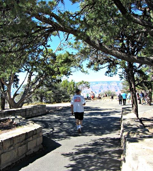 Blog - Rim Trail