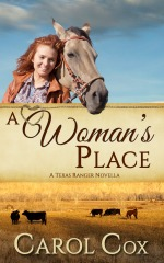 A Woman's Place by Author Carol Cox