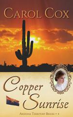 Copper Sunrise cover - Carol Cox