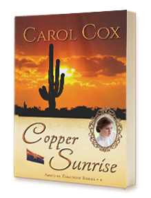 Copper Sunrise - Carol Cox